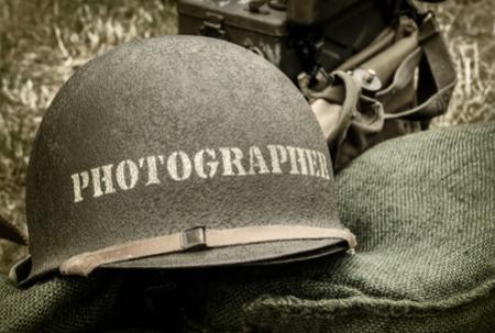 Die Berichterstattung im Krieg ist oft gefährlich