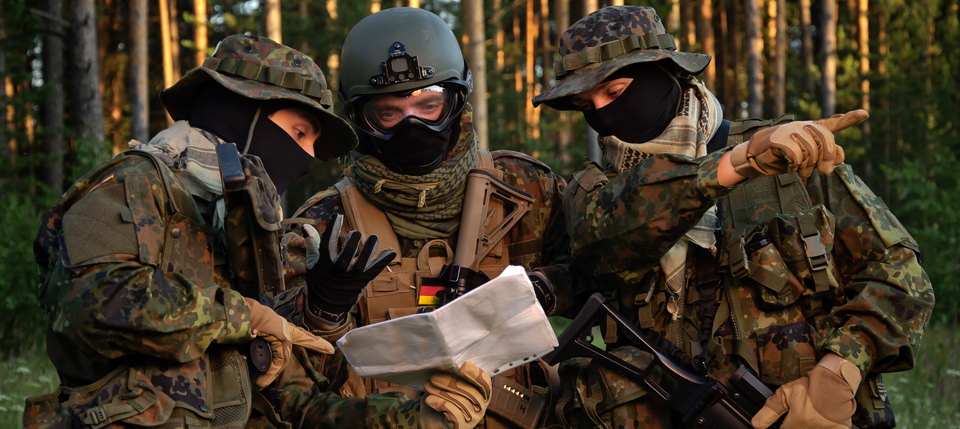 Y Bundeswehr